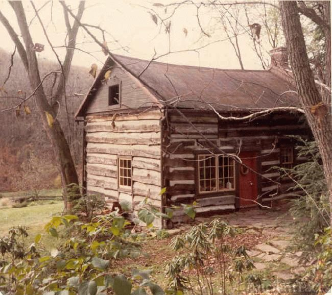 Log Home of Isaac Sumney, IV