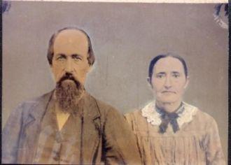 John and Louisa (Cope) Williams