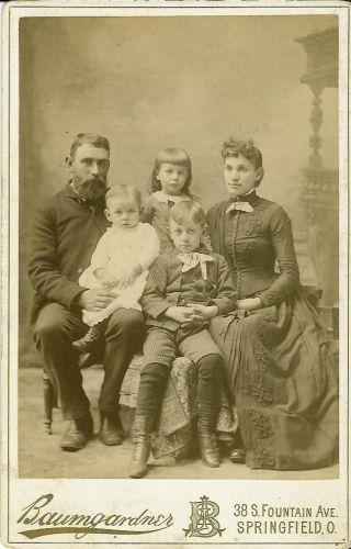 Family from Springfield, Ohio