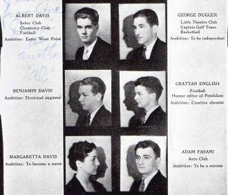 Galileo High School 1932 Seniors