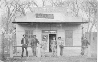 Robert Stewart's White Front Saloon, AZ