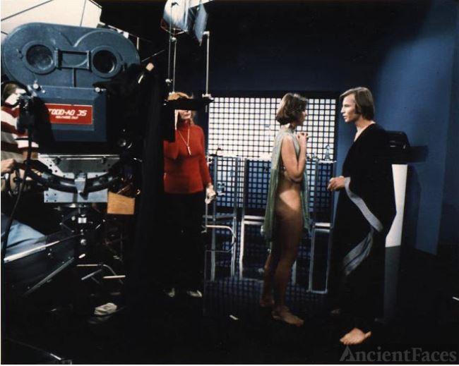 Logan's Run 1976 Behind the Scenes