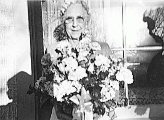 Martha Lewis Holmes 80th Birthday