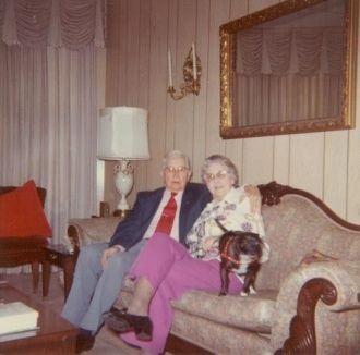 Walter & Frances Naomi (Cobb) Seymour