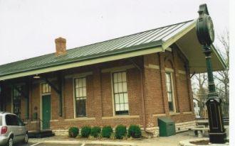 Glendale, Ohio Heritage Preservation Museum, View 2