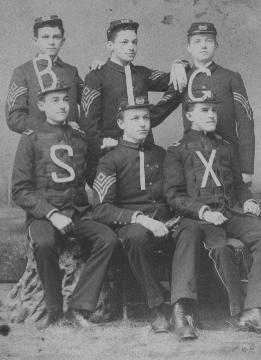 Big Six: Holbrook Military Academy