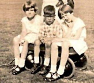 Mildred Maud, Taylor Jr, Carol Elizabeth Palmer