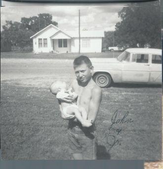 John Rhoades Sr. and Charles Kennedy Jr.