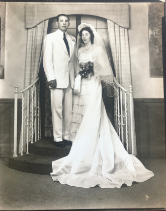 Mr. and Mrs. Alfred C Roberson