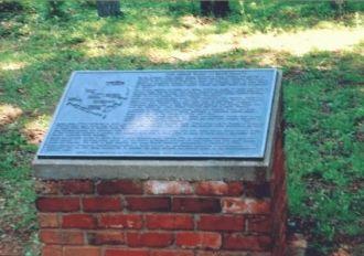 Memorial- 'THE BOONE FAMILY IN DAVIE COUNTY'