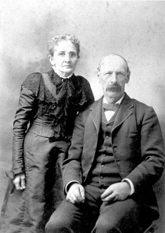 Sue and Penn Mower