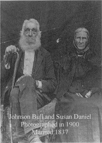 A photo of Johnson  Bull