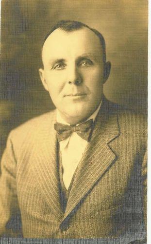 John I. Tyree, Sheriff of Lawrence County, Indiana