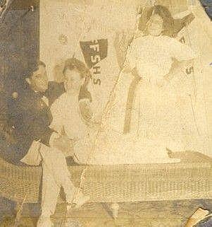 Margaret Stafford, Lucy Dorsey, Jacob Vedder