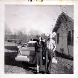 Maggie Ellen  & James Harvery Greer