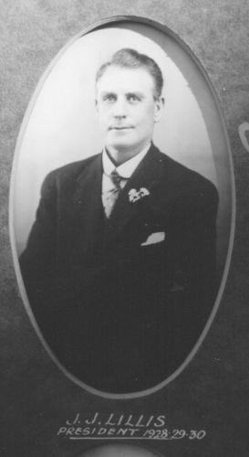 John Edward James Lillis