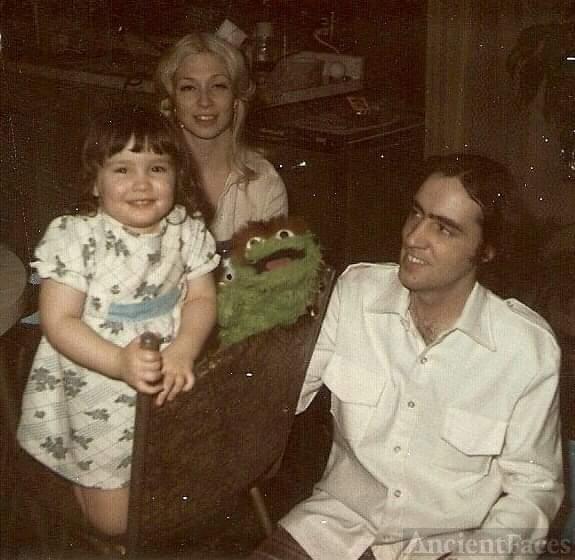 Bruce, Marilyn and Lori Sanders