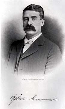John Cummins, Ohio