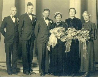 Mr & Mrs William Liljegren