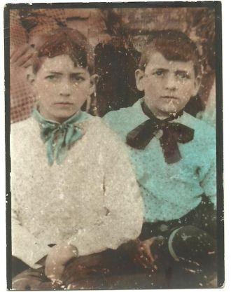 Herbert & Ova Vertrees, Kentucky 1908