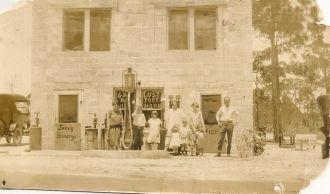 Vining store, Florida 1920's