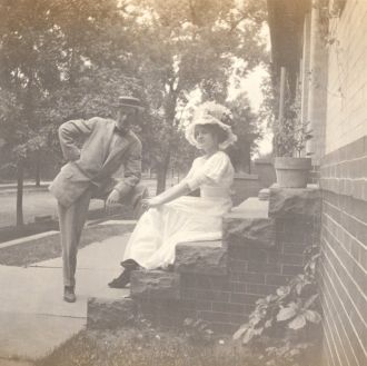 George Engel and Lea Penman. 1912