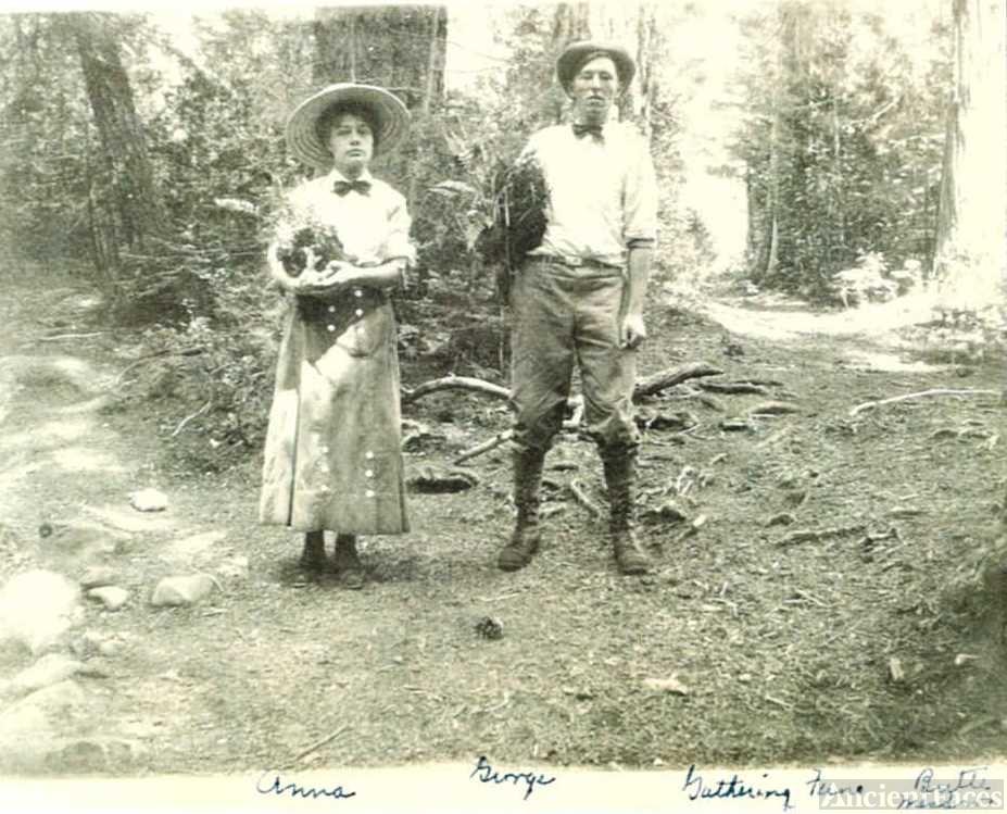 Anna & George Marks