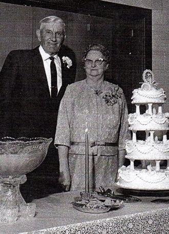 William & Hattie (Kirchoff) Dettmer, 1968