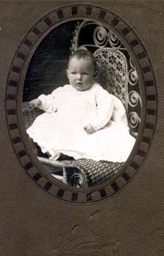 Herbert Edward Beal, age 10 months
