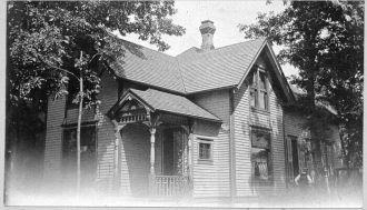 Home of Robert and Tina Baur, OH