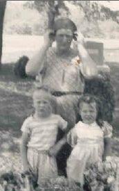 Mullinix Family, 1950