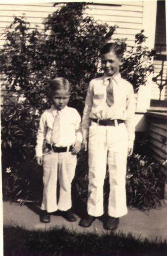 Gale Greenough & Frank Kroetsch, Bellingham, WA