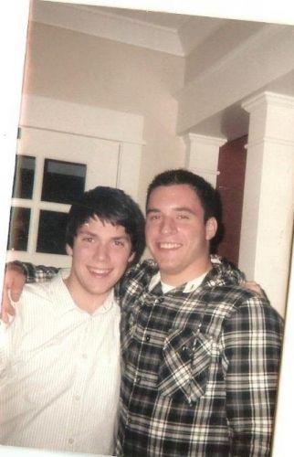 Joseph and Kyle Healy, California