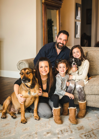 Kevin Alan Bromberg Family
