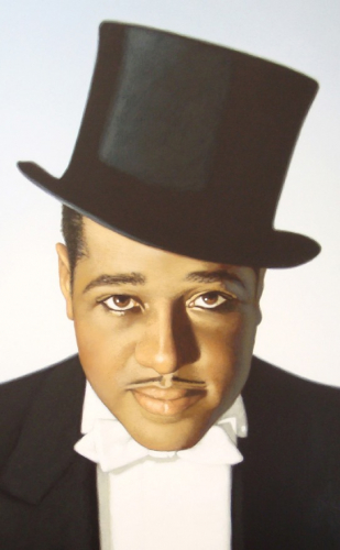 A photo of Duke Ellington