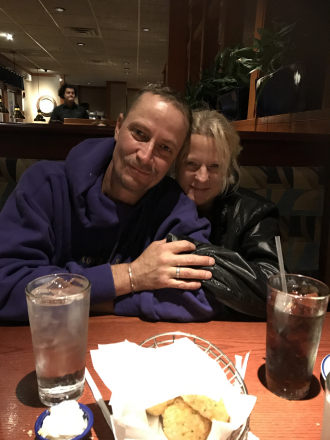 Bryan W. Largent with Teresa K. Williams