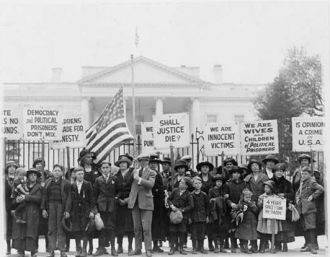 White House, 1922