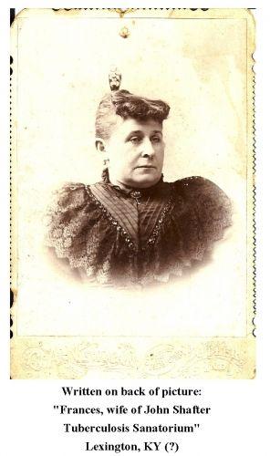 Frances Shafter