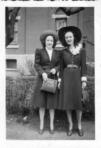 Wilson or Dowling women