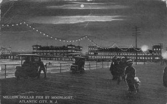 Atlantic City postcard 1912