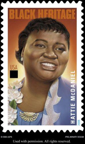 Hattie McDaniel Stamp