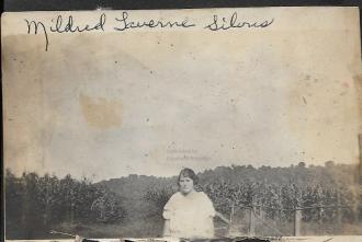 Mildred Laverne (Devitt) Silvus