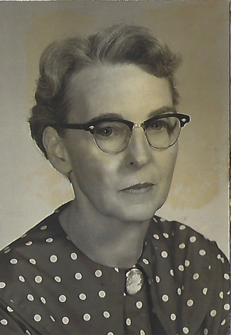 Mrs. C. Barker Adairville High School Photo