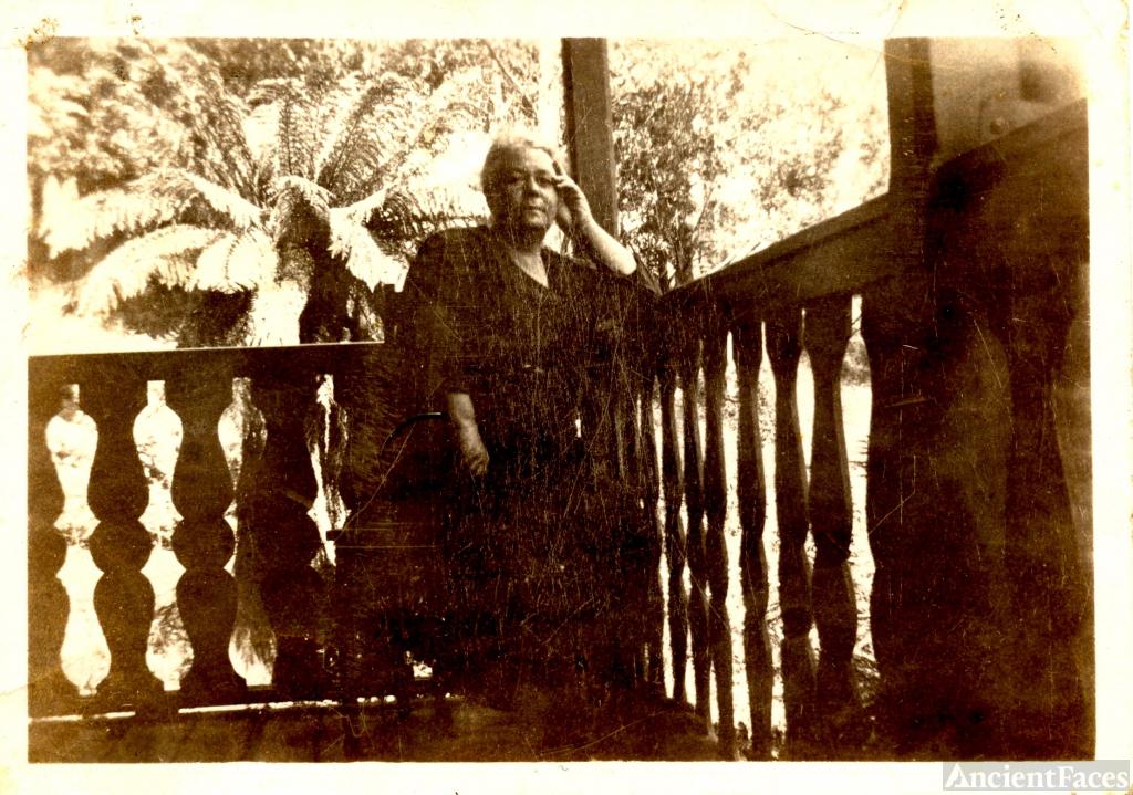 Margaret Lillian Sutherland McLaren
