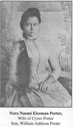 Nora Naomi Eiceman Porter