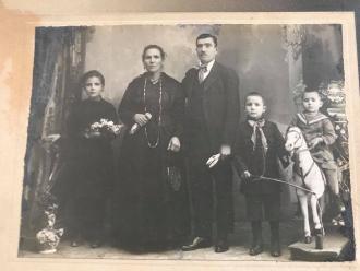 Michele Costanza Family