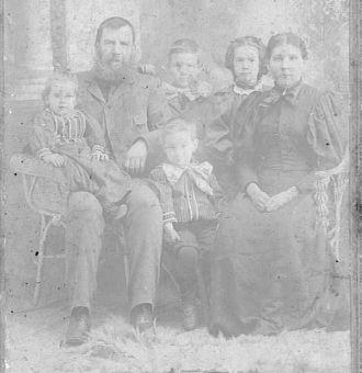 Mashburns of N.C and Idaho