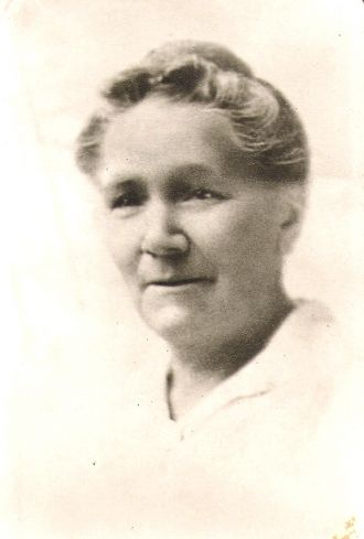 Fanny Charlotte King Tuck