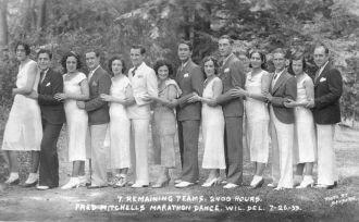 Marathon Dancers 1933