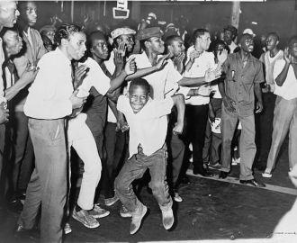 Harlem, 1964